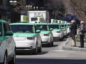 Téo Taxi: An Electric Revolution for Montreal's Taxis